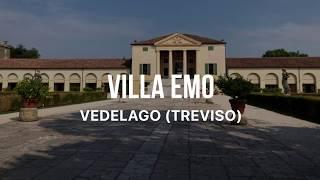 Villa Emo - Villa Palladiana a Vedelago (Treviso) - Discover Italy