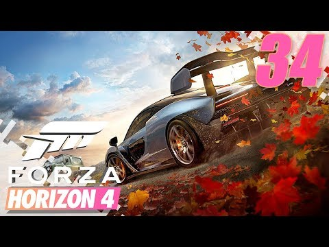 FORZA HORIZON 4 - Worst Spin Ever? - EP34 (Gameplay Video) thumbnail