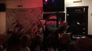 Lookin Out My Backdoor - CSM Trio - Catalina Craft Pizza - April 20, 2019