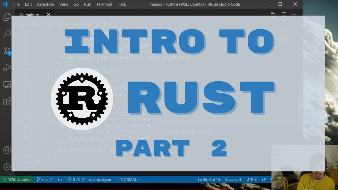 Introduction to Rust Part 2