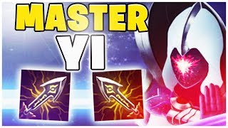 NOWAY´S MASTER YI | Best Of Noway4u Twitch Highlights LoL