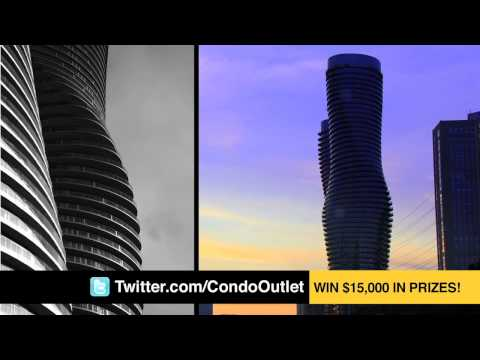 Absolute Towers - Marilyn Monroe Penthouses - Mississauga Condos