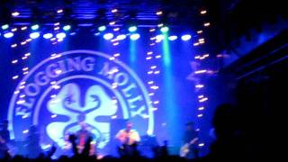 Flogging Molly - What's Left Of The Flag @ Komplex 457, Zürich (18.11.2011)