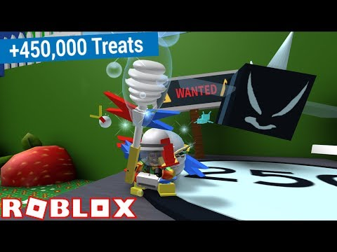 Buying 450K Treats (4.5 BILLION HONEY)! | Bee Swarm Simulator | ROBLOX