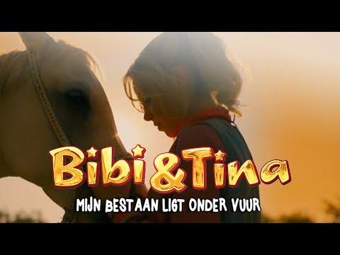 Bibi En Tina -  Mijn Bestaan Ligt Onder Vuur