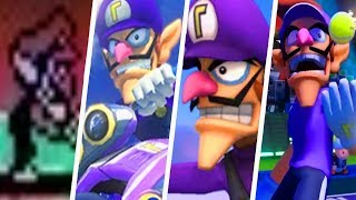 Evolution of Waluigi (2000 - 2018)