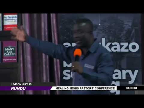 WATCH THE HEALING JESUS PASTORS CONFERENCE, LIVE FROM RUNDU.