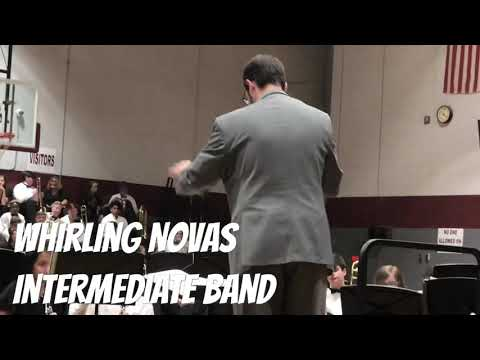 Bragg Middle School Band Spring Concert 2019