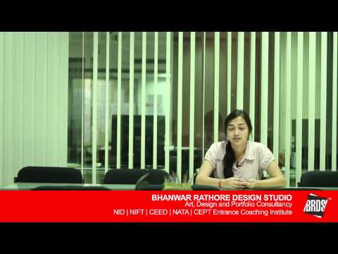 Studio Test For National Institute of Design