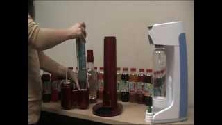 видео сифон для газирования воды