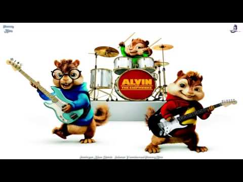 The Chipmunks & Alvin - Anak Kampung Jimmy Palikat Cover [The Undiscovered Talent]
