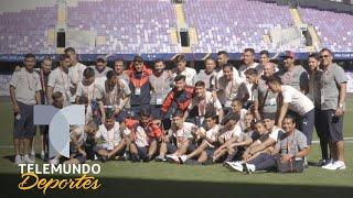 Chivas de Guadalajara cerró preparación para su debut en el Mundial de Clubes | Telemundo Deportes