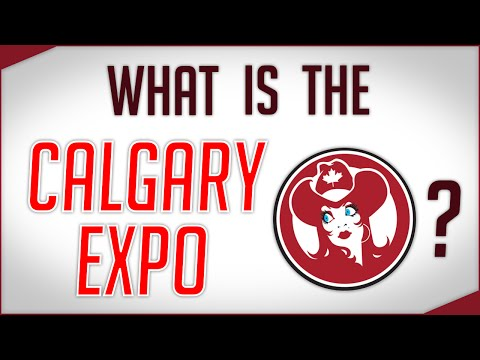 What is the Calgary Expo?