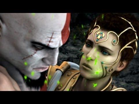 God of War 2 All Cutscenes Gameplay Movie KRATOS
