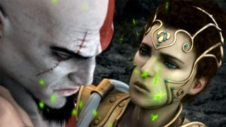 God of War 2 All Cutscenes Movie KRATOS