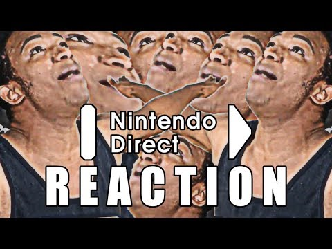 Etika\'s Nintendo Direct Reaction In A Nutshell [Stream Highlights]