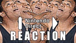 Etika\'s Nintendo Direct Reaction In A Nutshell [Stream Highlights]