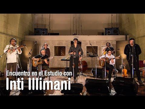 Inti Illimani - La calle de la desilución -  Encuentro en el Estudio - Temporada 7