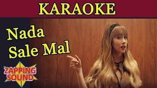 Aitana - Nada Sale Mal Karaoke