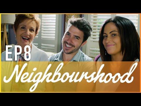 Neighbourshood Ep 8 with Jackie Woodburne, Nicola Charles & Ben Nicholas 25 April 2016