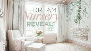Our Dream Nursery Reveal