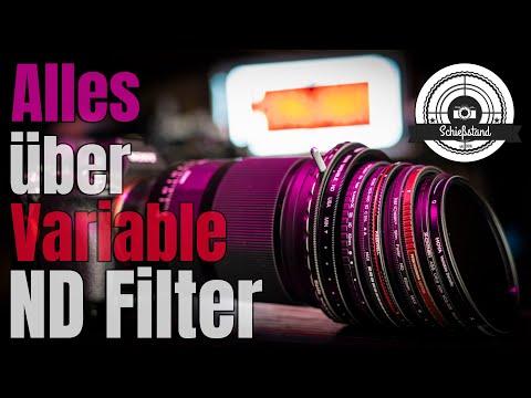Die WAHRHEIT über Variable ND Filter - PolarPro, FREEWELL, HAIDA, K&F Concept, TIFFEN uvm.
