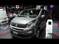 2017 Fiat Talento - Exterior and Interior - Auto Show Brussels 2017