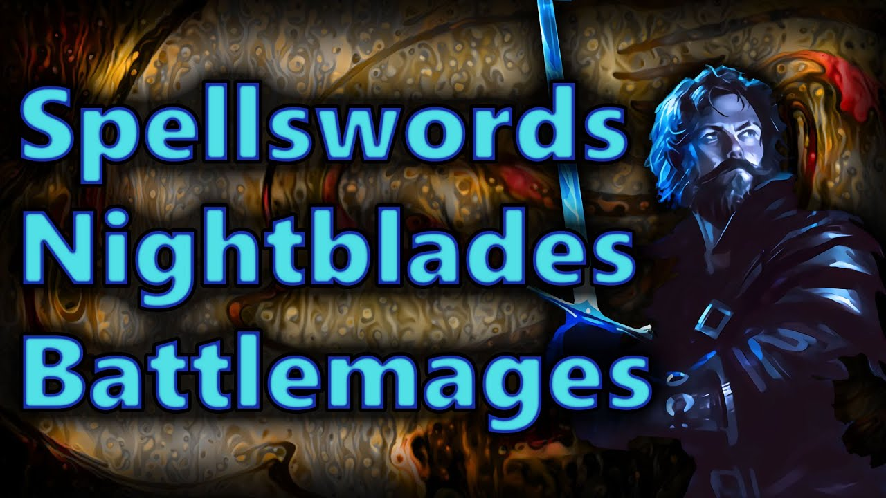 Download Spellswords, Nightblades, Battlemages – Magic Comes In Handy
