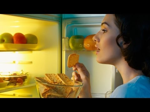 How to Stop Binge Eating at Night | Eating Disorders