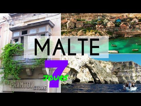 🌍 Astuces VISITER MALTE et GOZO en 7 JOURS:TRAVEL VLOG de l'escapade et conseils de voyage