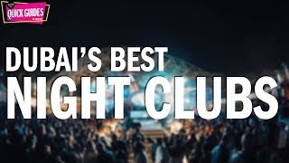 Video showing The Best Nightclubs In Dubai