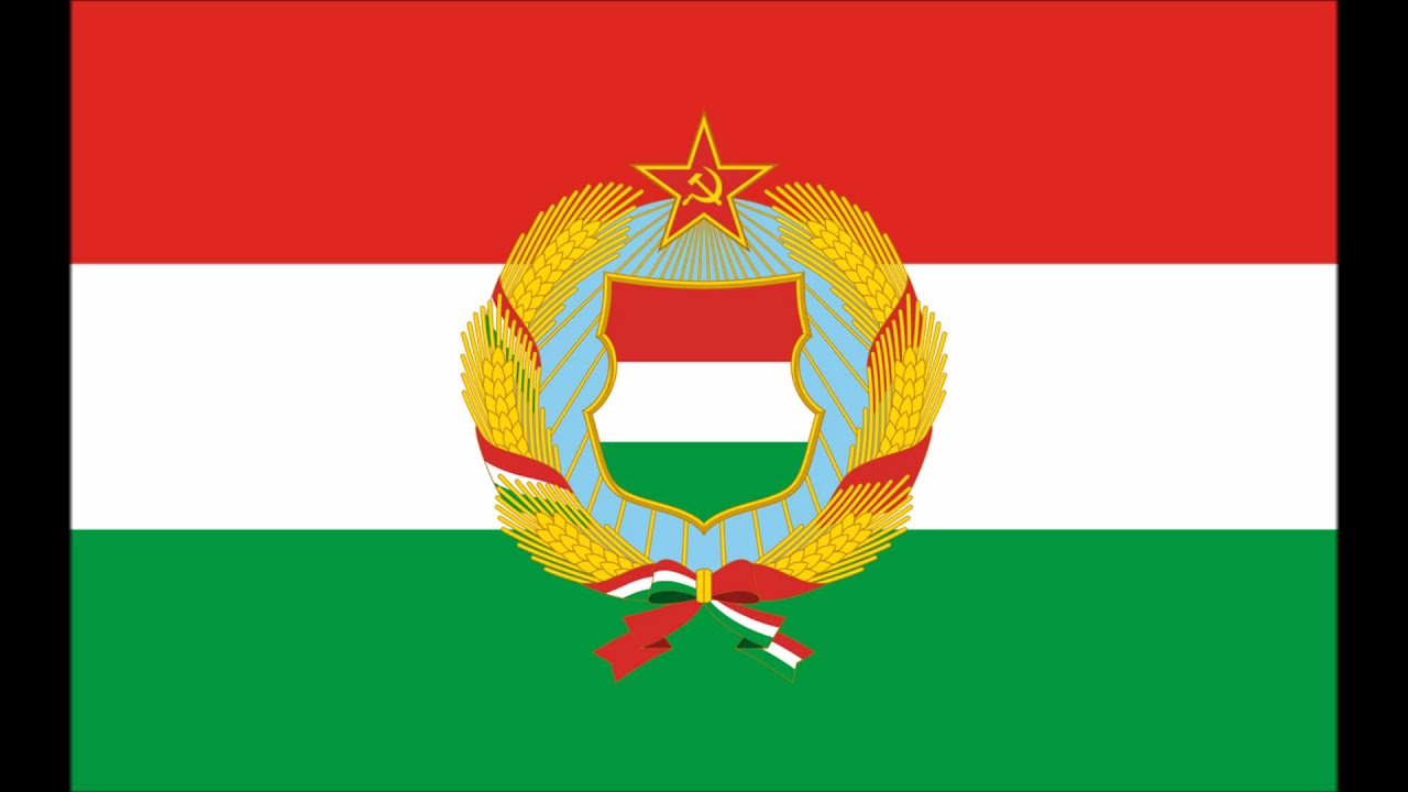 National Anthem Of The Democratic Socialist Republic Of Hungary