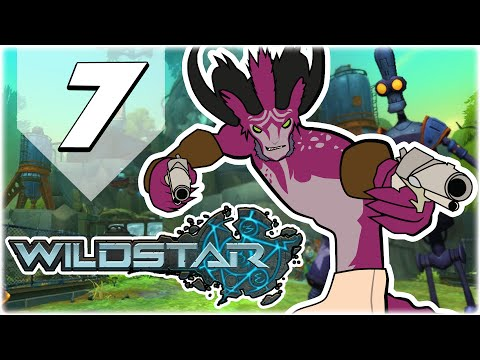 Let's Play: WildStar | Part 7 | Protogames Academy | Level 10-11 | Spellslinger Dungeon Gameplay