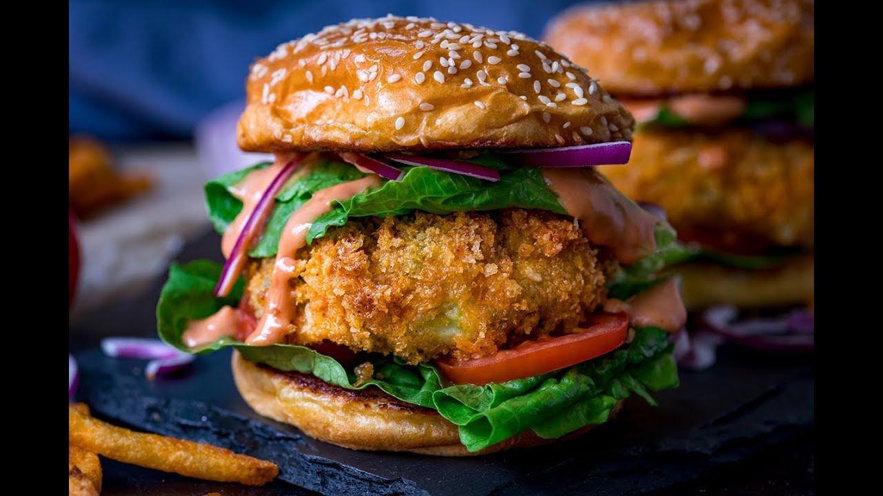 Cheesy Veggie Burgers Nicky S Kitchen Sanctuary