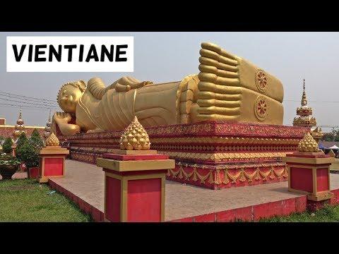 ¡Bienvenidos a Laos! Estamos en Vientiane, su capital | Laos 1#
