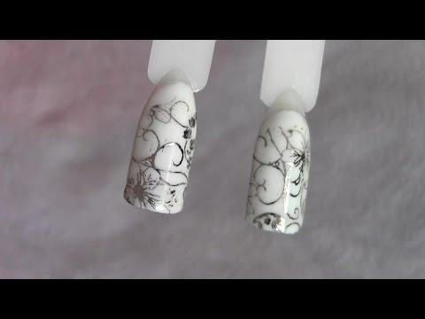 Рисунок на ногтях в домашних условиях. Быстро!из YouTube · С высокой четкостью · Длительность: 4 мин1 с  · Просмотры: более 9000 · отправлено: 13.10.2013 · кем отправлено: Sunny Svetka