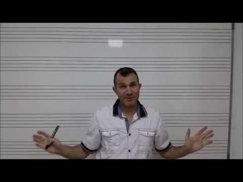 Conocimientos básicos de lenguaje musical [TUT]
