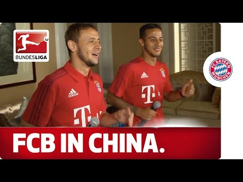 Bayern München - Home From Home in China