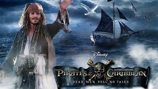 Пираты Карибского моря 5  Мертвецы не рассказывают сказки — Русский трейлер 3 фильм 2017