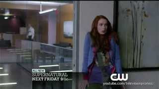 Supernatural season 7x20 The Girl With The Dungeons Dragons Tattoo Promo Trailer