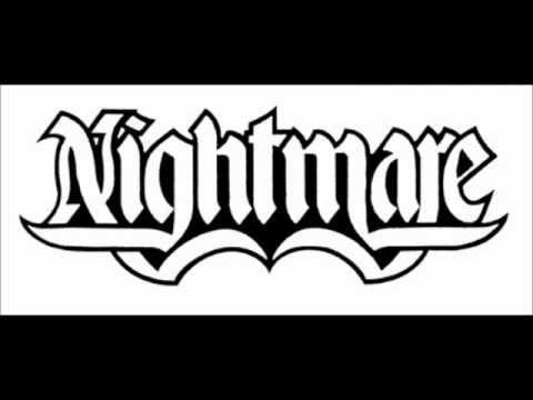 Nightmare (Fra) - Prowler in the Night (Live in Grenoble 1985)