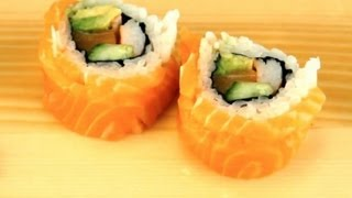 How To Make Alaskan Sushi Rolls