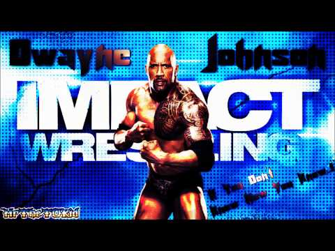 """(NEW) 2013: The Rock 2nd TNA Theme Song """"Do You Smell It...? V5"""" By Adam Massacre"""