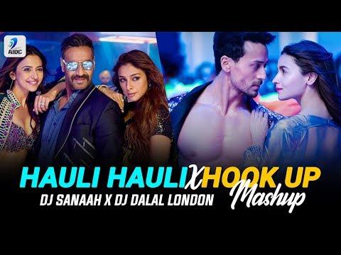 hauli-hauli-x-hook-up-song-(mashup)- -dj-sanaah-x-dj-dalal-london