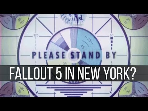 Why I think Bethesda is Teasing Fallout 5: New York