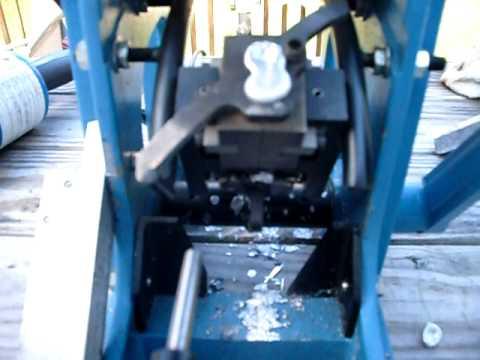 Magma Mastercaster making Hollowpoint boolits