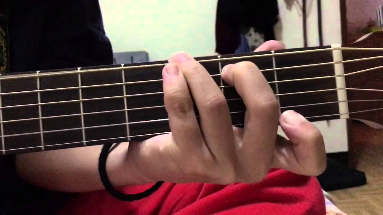 Alanis Morisette Hand In My Pocket Guitar Note Youtube
