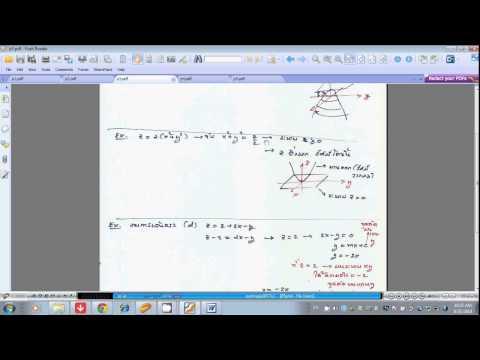 Engineering KMITL: MATH III : Series1  Multivariable Function