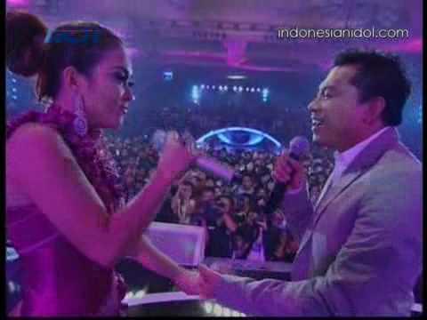 Anang & Syahrini - Jangan Memilih [ Grand Final Igo,Citra ] Indonesian Idol 2010