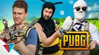 PUBG Logic Supercut 9 (funny PlayerUnknown Battleground skits)